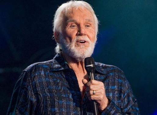 Falleció el legendario músico Kenny Rogers