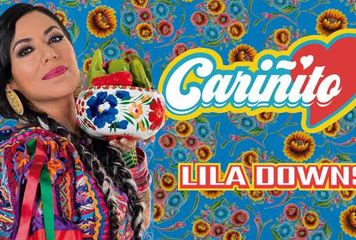 Lila Downs versiona Cariñito