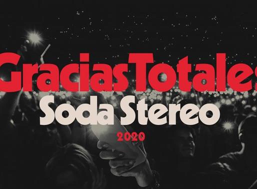 Artistas invitados de Gracias Totales-Soda Stereo