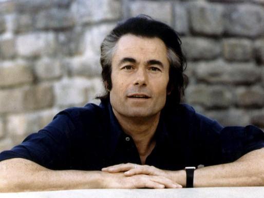 Falleció el cantante francés Alain Barrière