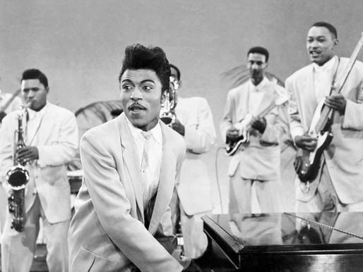Falleció Little Richard, pionero del rock