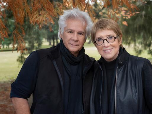 Teresa Parodi y Víctor Heredia lanzan disco de su primer concierto en conjunto