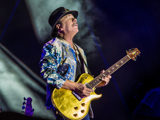 Carlos Santana lanza su nuevo álbum «Blessings and Miracles»