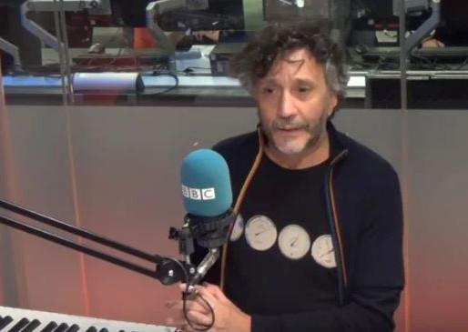 Fito Páez en la BBC