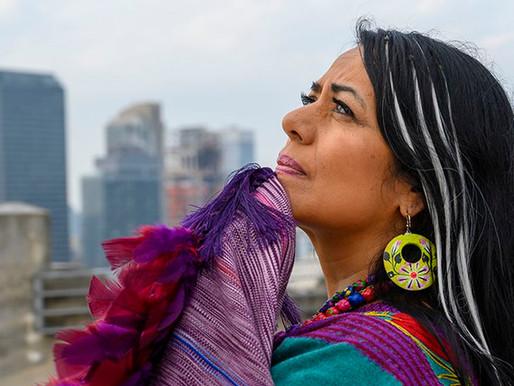 Lila Downs lanza su disco Al Chile