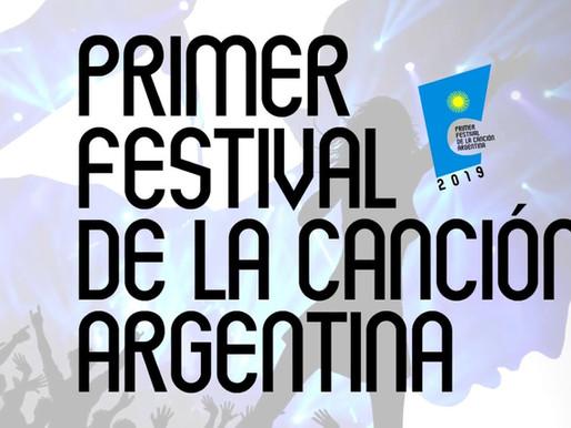 El Primer Festival De La Canción Argentina dará a conocer su ganador