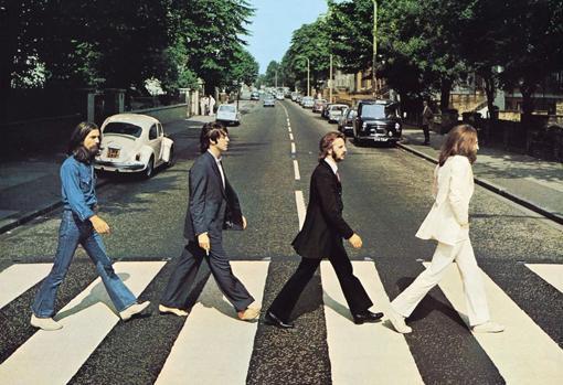 Abbey Road edición aniversario