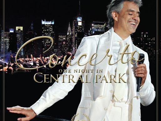 Andrea Bocelli honra uno de los álbumes en vivo más grandes de la historia