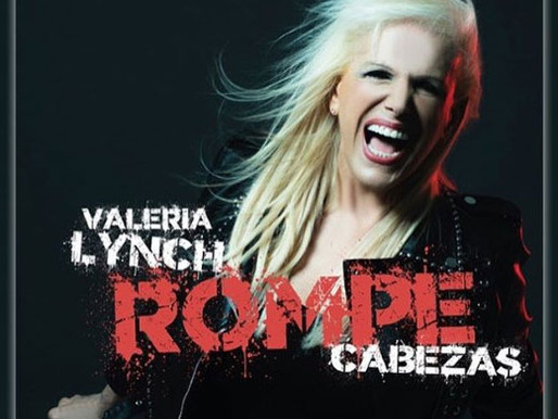 "Valeria Lynch reversiona ""Rompecabezas"""