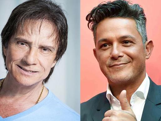 """Roberto Carlos y Alejandro Sanz unen sus voces en """"Esa mujer"""""""
