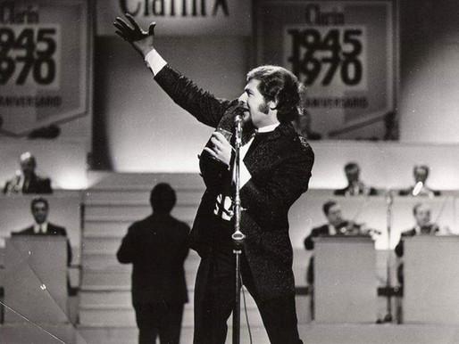 """Falleció el cantante argentino """"El Greco"""""""