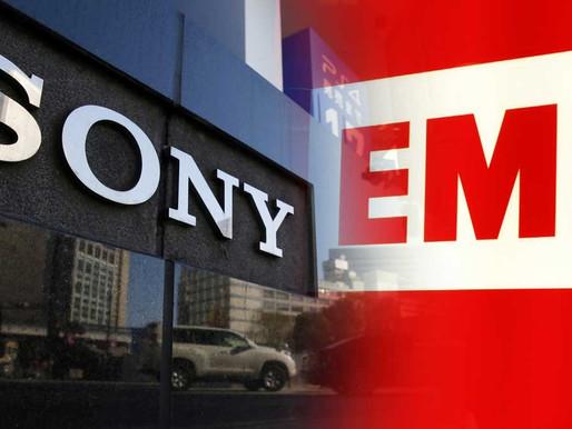 Sony compra EMI Music Publishing