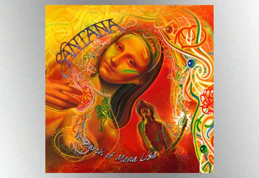 In Search of Mona Lisa, nuevo disco de Carlos Santana