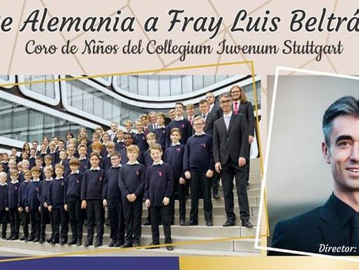 Coro del Colegio Juvenil de Stuttgart: De Alemania a Fray Luis Beltrán