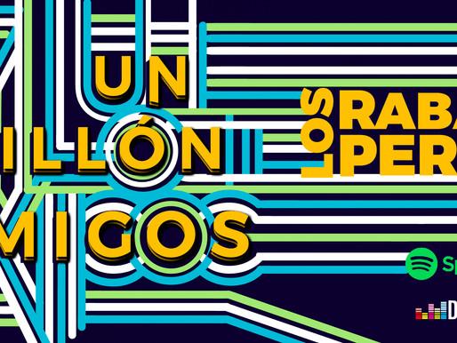 Los Pericos y Los Rabanes reversionan a Roberto Carlos