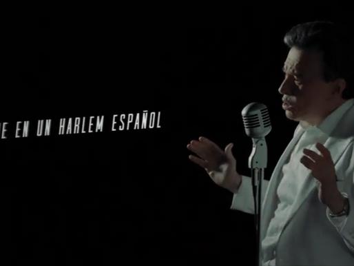 Palito Ortega presenta el videoclip de Harlem Español
