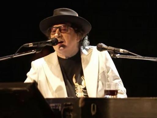 Charly García celebró su cumple 70 tocando en vivo