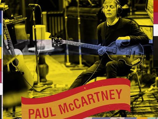 Paul McCartney volvió a la cima de ventas