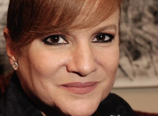 Lucía Galán apoya el lema 'Mirá cómo nos ponemos'