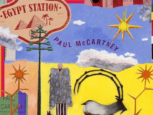 Paul McCartney lanzará nuevo disco