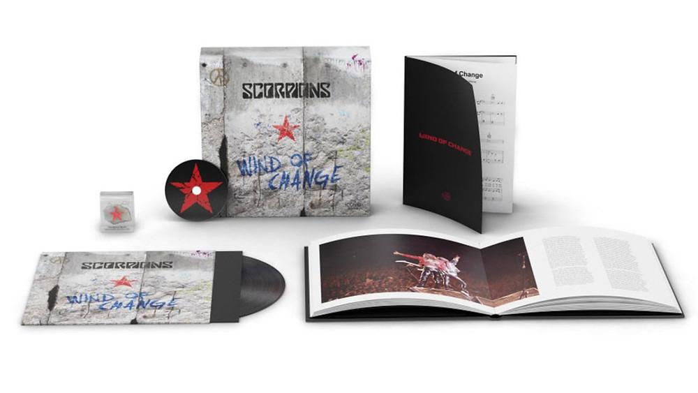 Deluxe box set de Scorpions