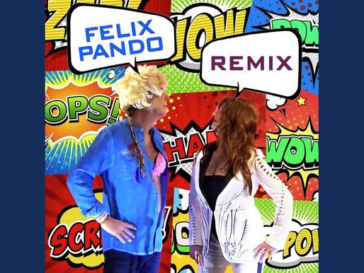 Félix Pando publicó nuevo trabajo por redes