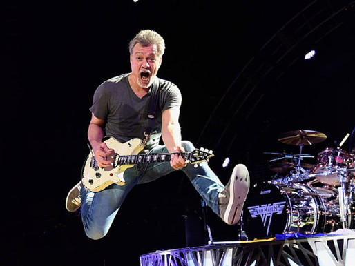 Falleció Eddie Van Halen, leyenda de la guitarra y del rock