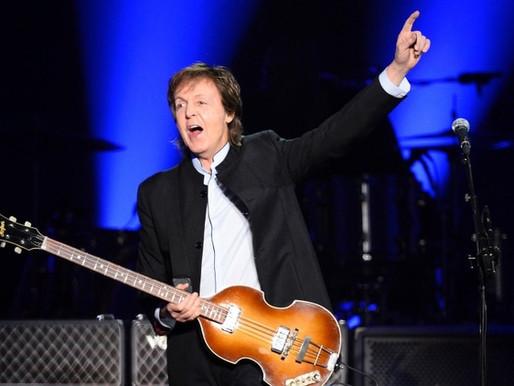 Paul McCartney regresará a la Argentina en 2019