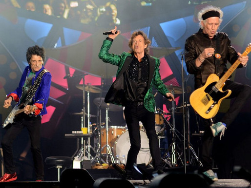 The Rolling Stones lanzan videos inéditos