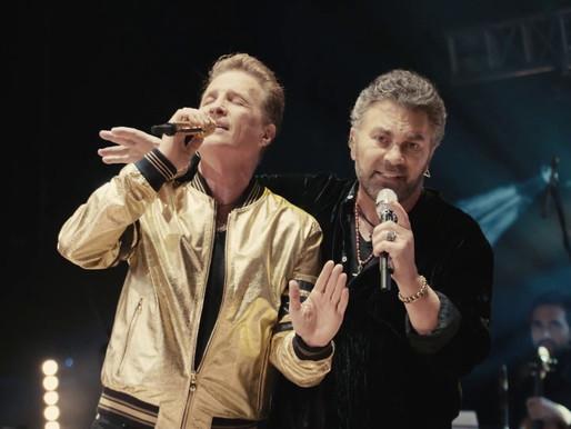 Mijares presenta nueva canción a dueto con Emmanuel