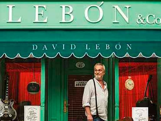 Lebon & Co. el nuevo álbum de David Lebón