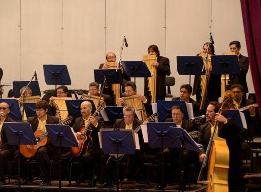 Orquesta de Instrumentos Andinos, una joya ecuatoriana