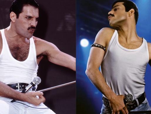 La banda sonora de la película de Queen saldrá a la venta en Octubre