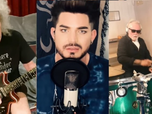 """Queen y Adam Lambert lanzan """"You Are The Champions"""" dedicada a los médicos"""