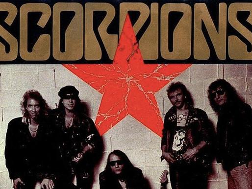 Scorpions celebra 30 años de Vientos de Cambio