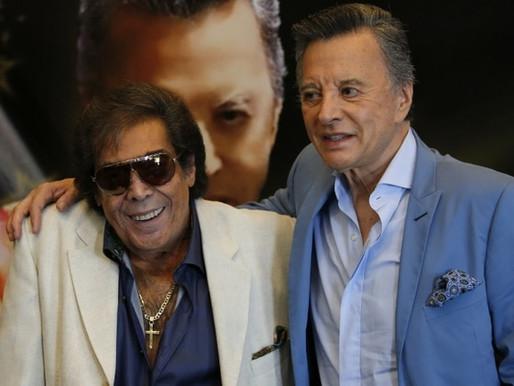 Cacho y Palito le hicieron un homenaje a Sergio Denis