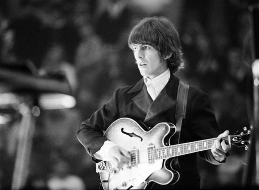 Se subastará una guitarra histórica de George Harrison