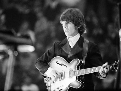 Legendaria guitarra de George Harrison saldrá a subasta