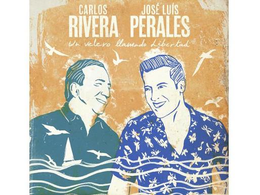 José Luis Perales se une a Carlos Rivera para versionar un clásico