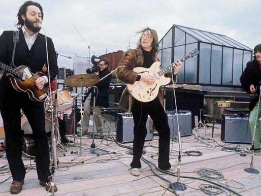 Los Beatles: A 50 años del último show