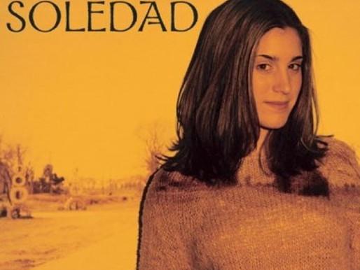 Se cumplieron 20 años del lanzamiento de «Soledad» de Soledad Pastorutti
