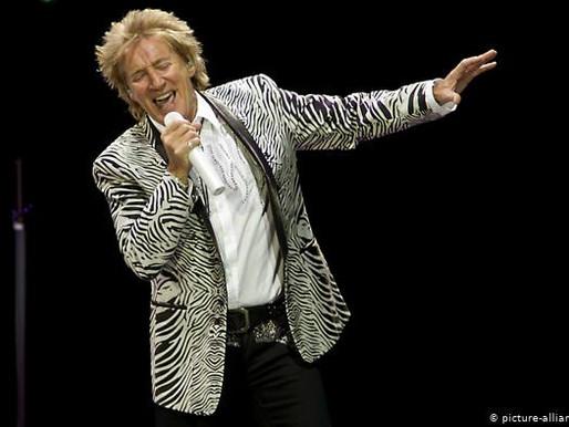 "Rod Stewart lanza ""One more time"", adelanto de su próximo álbum"