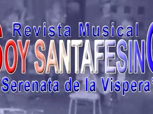 Se presenta nuevamente la revista musical Soy Santafesino con una edición especial