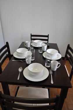 2 & 3 bedroom dining