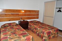 2 bedroom - 2 single beds