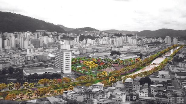 Urbanização Eixo Paraibuna