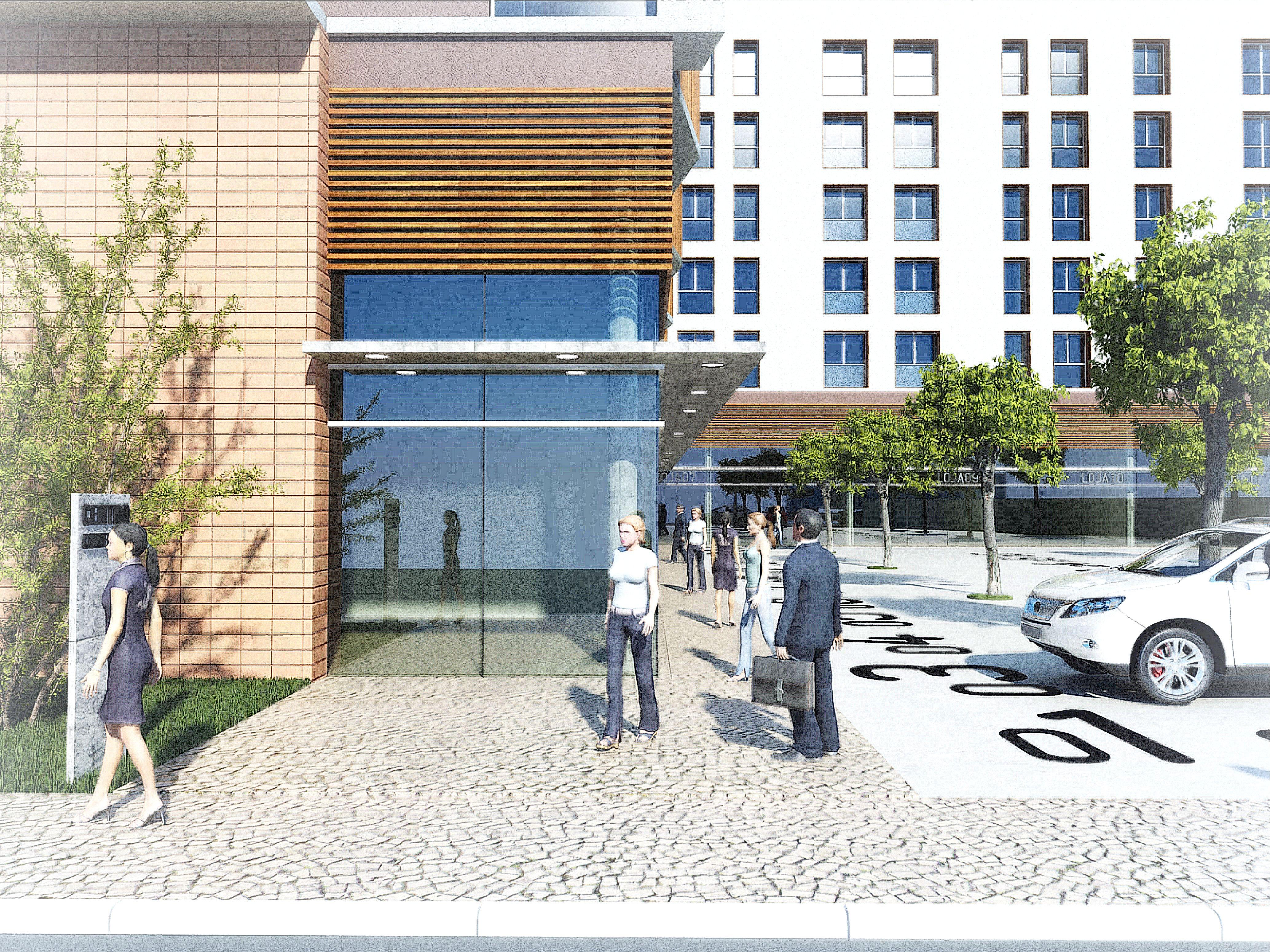 Edificio uso misto 02