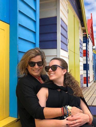 Zorimar Betancourt y Anna Steenbakkers.j