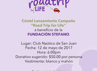 Road Trip for Life