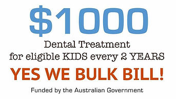 Dental Savers Kids Treatment